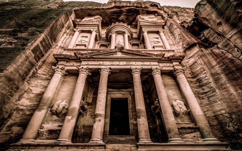 Amman, Jordan and My Journey to the Ancient Ruins of Petra