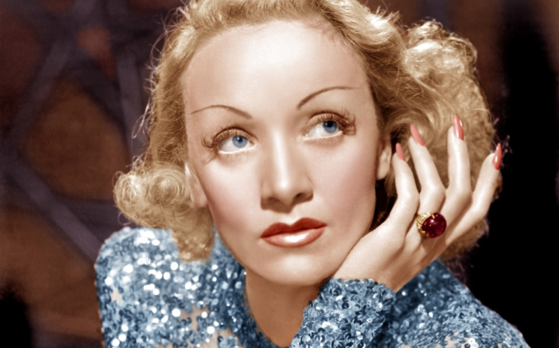 Marlene Dietrich...The Iconic German Actress who Became an American Patriot