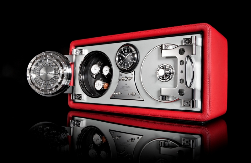Dottling Luxury Safes...Engineering Excellence