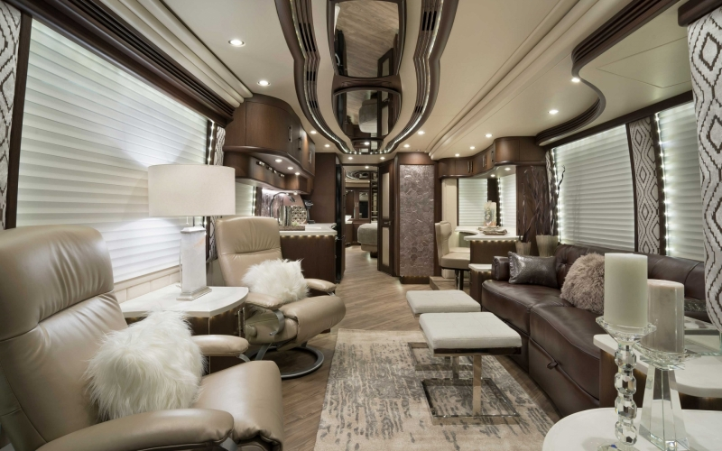 Liberty Coach...Prevost Motorcoach Conversions