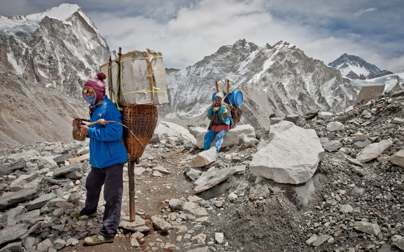 RMI Expeditions...Will Guide You to the Iconic Summit of Mount Everest