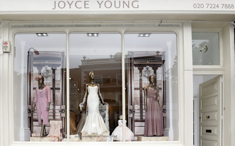 Joyce Young Bridal Couture...