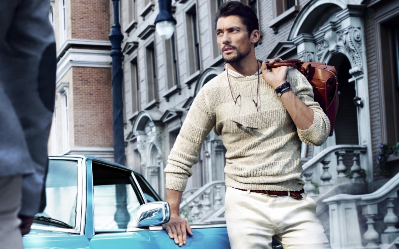 David Gandy...A profound Adherence to the Principles of a Gentleman