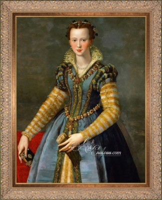 Renaissance Masterpiece, after Alessandro Allori
