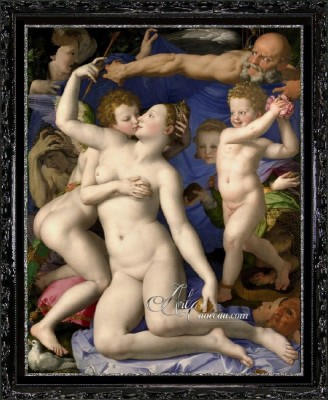The Triumph of Venus, after Agnolo Bronzino