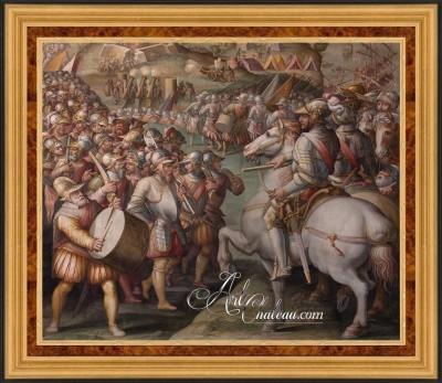 Italian Renaissance Painting, after Giorgio Vasari