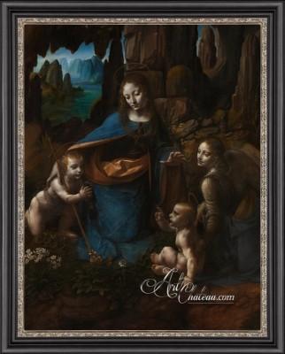 Renaissance Painting, after Leonardo da Vinci