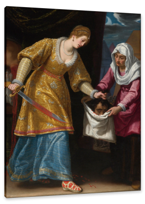 Judith and Holofernes, c.1600, Oil on Canvas