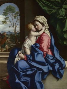 The Virgin and Child Embracing, c.1670, Oil on Canvas
