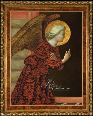 The Archangel Gabriel, after Masolino da Panicale