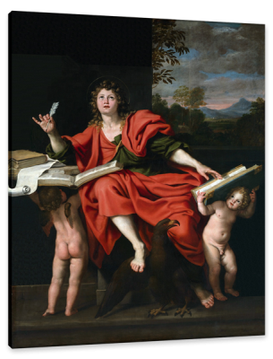 Saint John the Evangelist, c.1629, Oil on Canvas