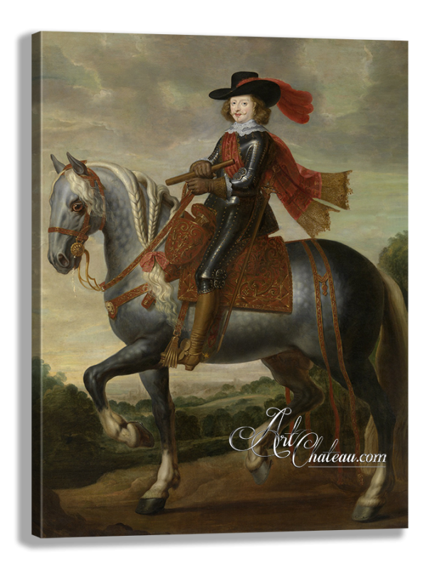 Ferdinand of Austria, after Painting by Gaspar de Crayer