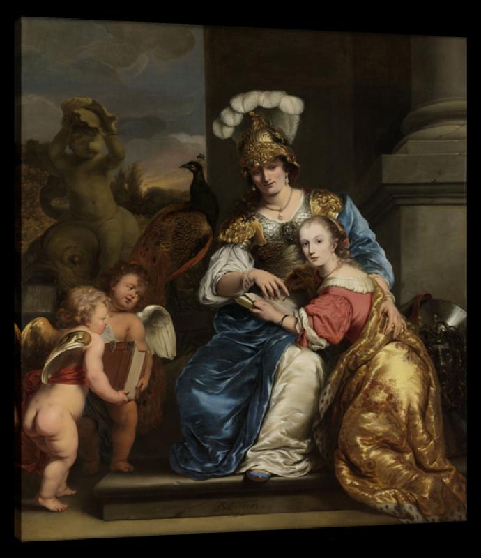 Baroque Painting, after Ferdinand Bol