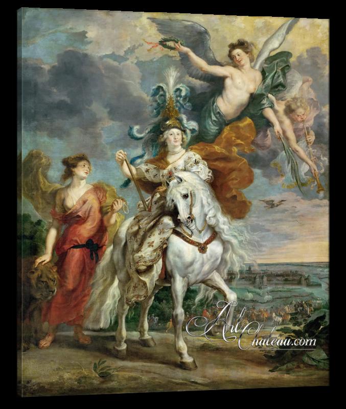 Modern Interior Design, Peter Paul Rubens Painting