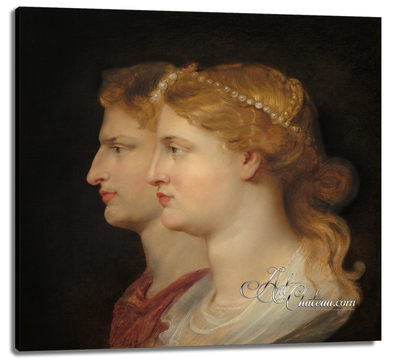 Agrippina and Germanicus, after Peter Paul Rubens