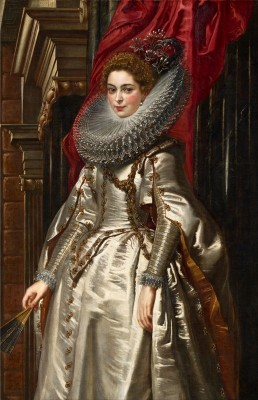 Portrait of Marchesa Brigida Spinola Doria, c.1606, Oil on Canvas