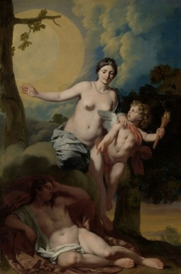 Selene and Endymion, c.1680, Oil on Canvas