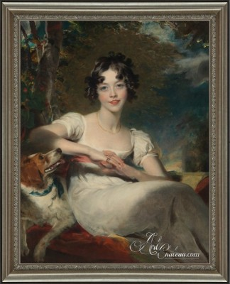 Lady Maria Conyngham, after Thomas Lawrence