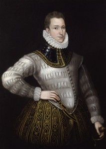 Sir Philip Sidney, c.1578, Oil on Canvas