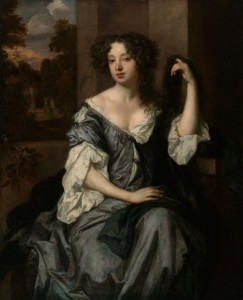 Catherine (Sedley), Countess of Dorchester, c.1670, Oil on Canvas