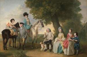 The Drummond Family, c.1769, Oil on Canvas