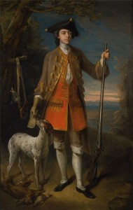 Sir Edward Hales, Baronet of Hales Place, Hackington, Kent, c.1738, Oil on Canvas