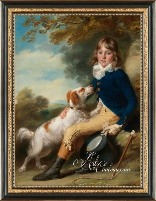 1stdibs, Portrait of Thomas Sheppard, after John Russell