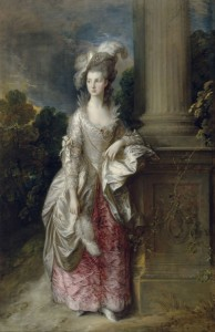 The Honourable Mrs. Graham, c.1775, Oil on Canvas