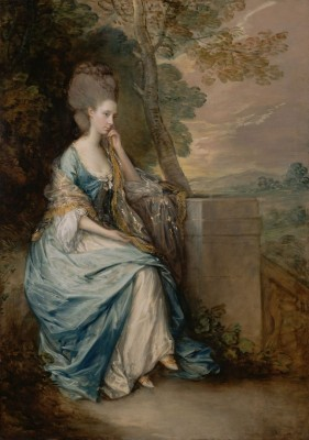 Portrait of Anne, Countess of Chesterfield, c.1778, Oil on Canvas