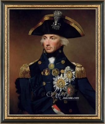 Rear-Admiral, Sir Horatio Nelson, after Lemuel Francis Abbott