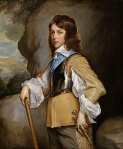Henry, Duke of Gloucester, c.1653, Oil on Canvas