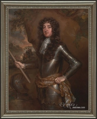 William Stanley the 9th Earl of Derby, after Willem Wissing