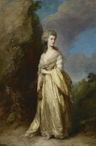 Portrait of Mrs. Peter William Baker, c.1781, Oil on Canvas