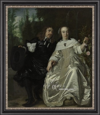 Dutch Golden Age Masterpiece, after Bartholomeus van der Hels