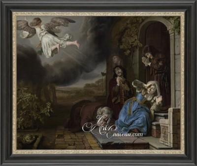 Dutch Golden Age Painting, after Jan Victors