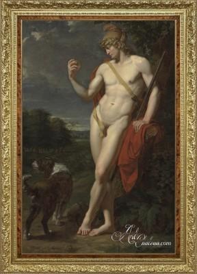 The Shepherd Paris, after Jean Baptiste Frederic Desmarais