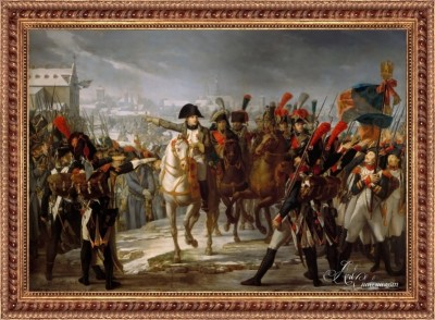 Napoleon Ordering the II Corps into Action, after Pierre Gautherot