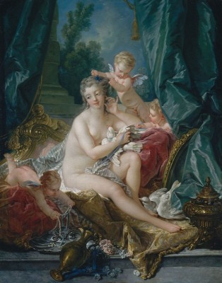 The Toilette of Venus, c.1751, Oil on Canvas