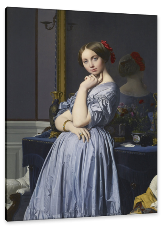Neoclassical Masterpiece, after Jean Ingres