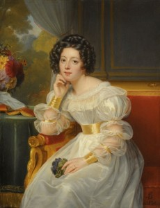Portrait of a Young Lady, c.1820, Oil on Canvas
