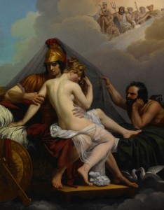 Mars and Venus Surprised by Vulcan, c.1827, Oil on Canvas