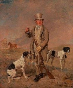 Portrait of Sportsman Richard Prince, c.1826, Oil on Canvas