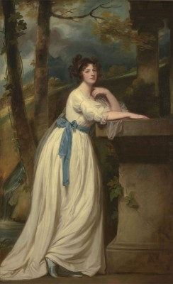 Portrait of Mrs. Andrew Reid, c.1780, Oil on Canvas