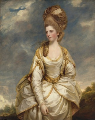 Portrait of Sarah Campbell, c.1778, Oil on Canvas
