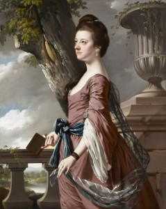 Mrs. Frances Hesketh, c.1769, Oil on Canvas