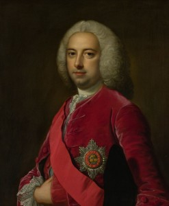 Portrait of Sir Edward Walpole, c.1784 Oil on Canvas
