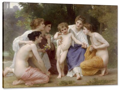 Admiration, c.1897, Oil on Canvas