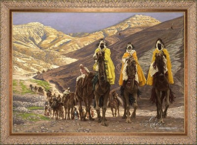 Journey of the Magi, after James Tissot