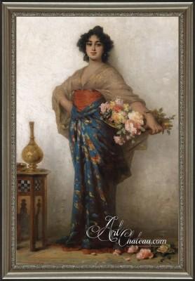 Oriental Maiden, after Nathaniel Sichel