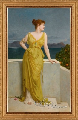 Mrs. Kettlewell, after Frederick Goodall